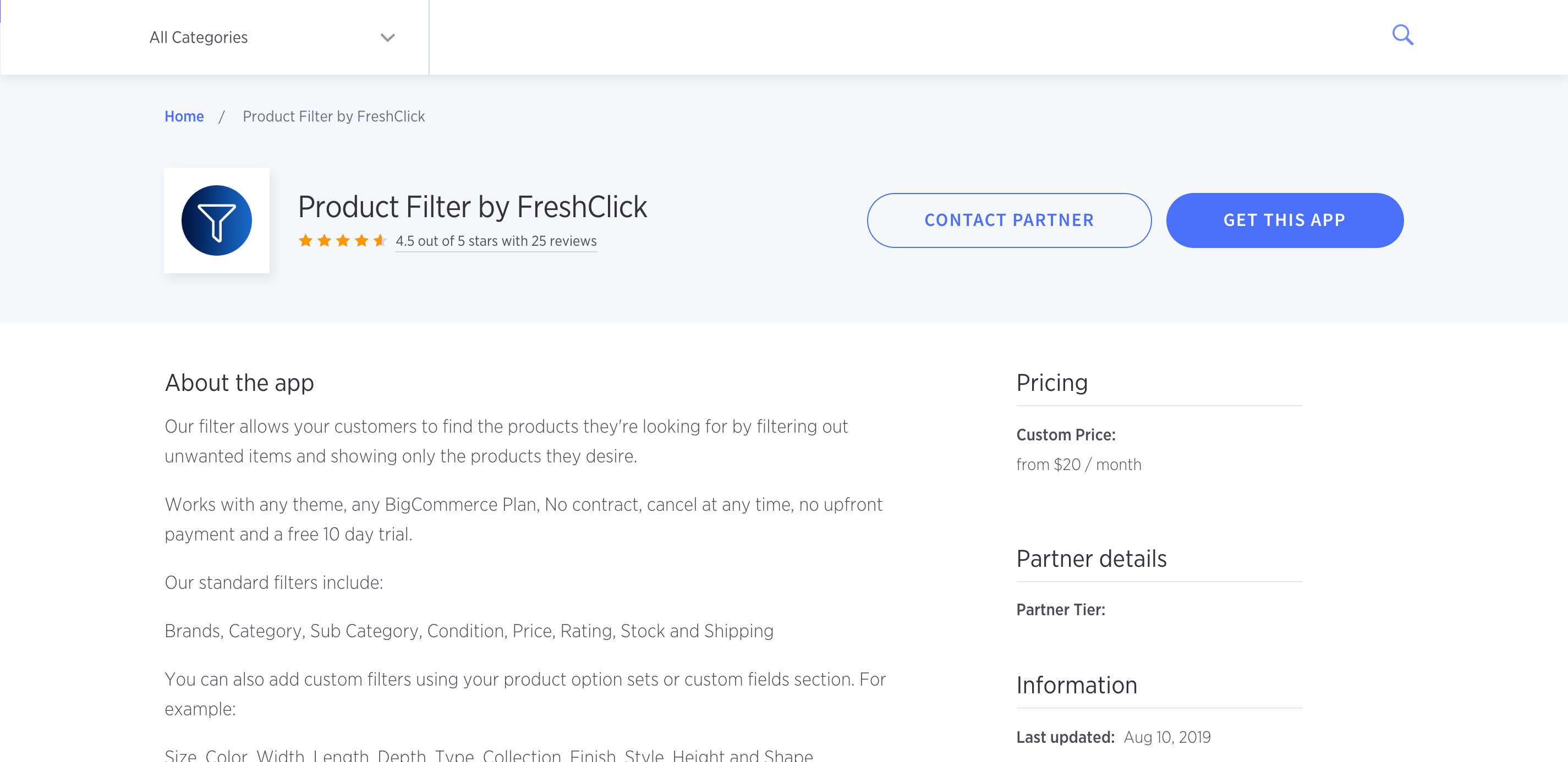 Product-Filter-by-FreshClick