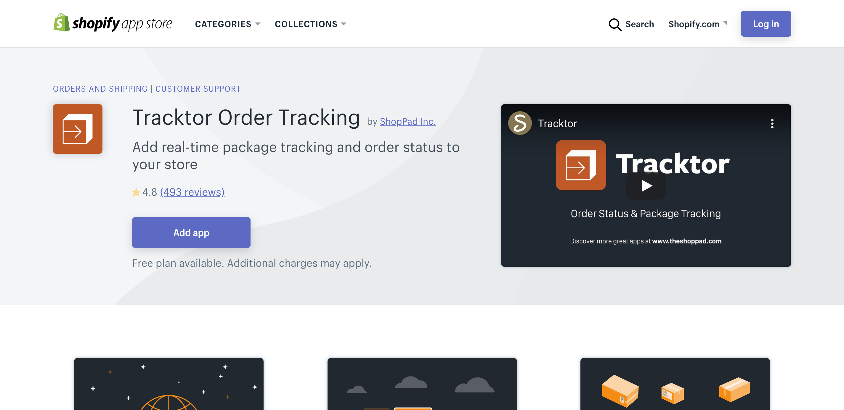 Tracktor-Order-Tracking